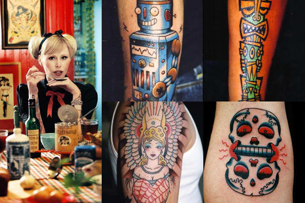 Amsterdam 50 tattoo artists you need to know complex for Amsterdam tattoo artists