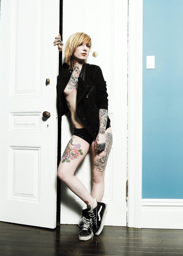 Miami Auto Show >> Eva Huber - 10 Female Tattoo Artists We Have A Crush On | Complex