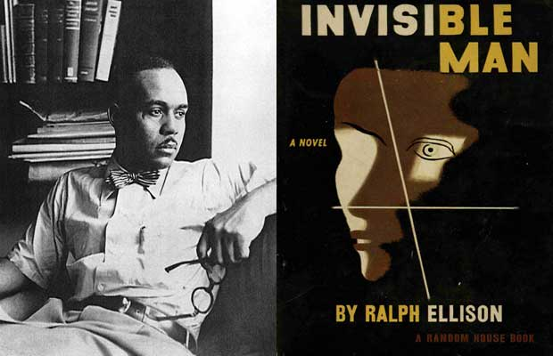 ralph ellison the invisible man Invisible man may be said to exemplify the paranoid style of american literature how does ellison establish an atmosphere of paranoia in his novel, as though the reader, along with the narrator, had waded out into a shallow pool only to have the bottom drop out and the water close over my head [p432.