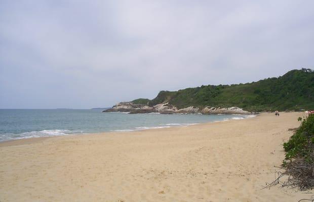 Best Nude Beaches In The World - Praia Do Pinho Cambori