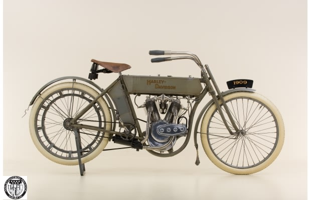 Twins Auto Sales >> 1909 Model 5D - The 50 Best Harley-Davidsons Of All Time ...