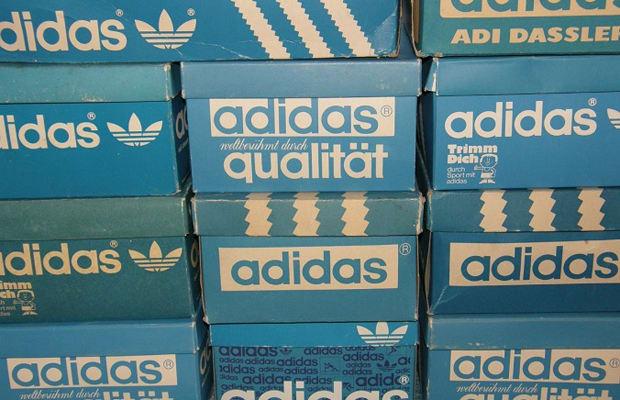 Vintage Adidas Shoe Sole Mold