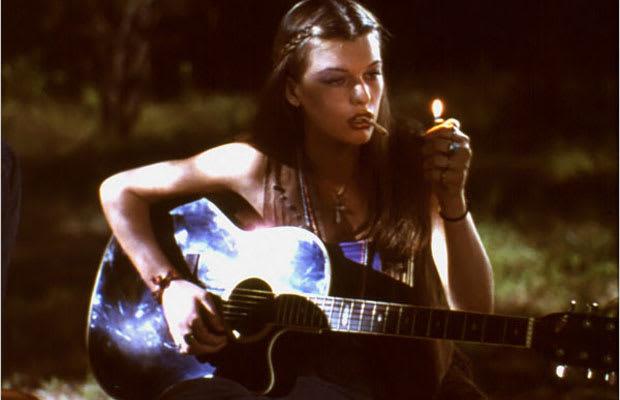 Milla Jovovich - The 1... Milla Jovovich Movies 1993