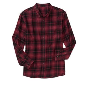 The origins of flannel can be traced back to 17th century Wales, where farmers wore flannel shirts to protect themselves from the elements. Even the word 'flannel' is thought to come from the Welsh word 'gwlanen', meaning 'woollen article.' Hamilton Carhartt is often credited with popularising the flannel shirt in .