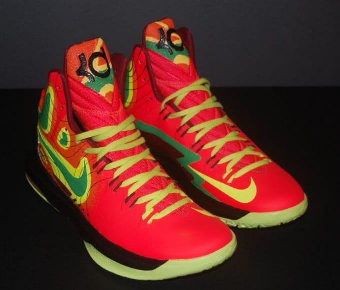 Nike Zoom KD 5 Elite Anti Nerf Customs