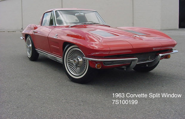 1963 Chevrolet Corvette The Coolest Cars In General