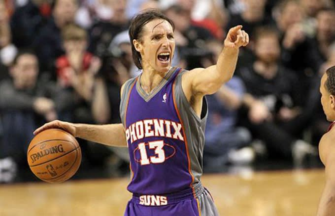 Phoenix Suns: Steve Nash - The Best Franchise Players in ...