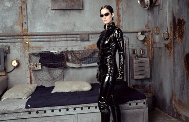 carrieanne moss the matrix the 20 hottest chicks in