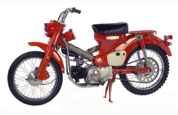 50 Honda CT90  The 50 Greatest Motorcycles of All Time