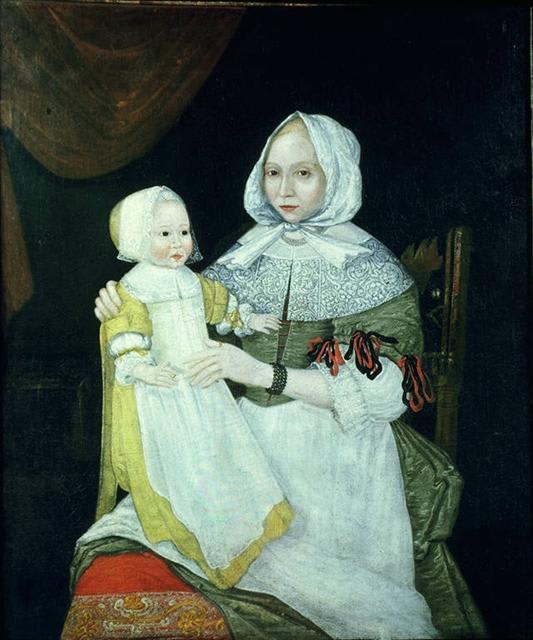 elizabeth freake and baby mary The sitter, mrs edward kitchen (nee freake wolcott), was born october 9, 1712 to mary freake (b 1674) and josiah wolcott (b 1658) mary freake is the child pictured in mrs freake and baby mary in the collection of the worcester art museum these portraits, along with the portraits of mrs.