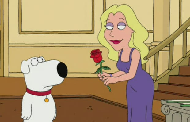 family guy girls naked topless
