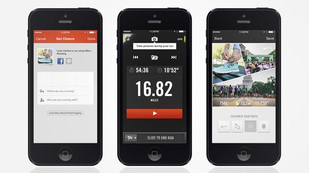 Nike Plus Running App Updates