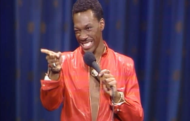 Delirious suit at the 2012 oscars 10 ways eddie murphy can stay