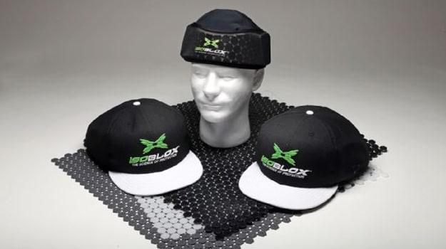 isoblox MLB padded cap