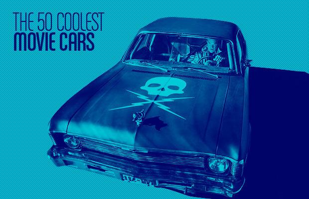 Cobra 1950 Mercury Monterey The 50 Coolest Movie Cars