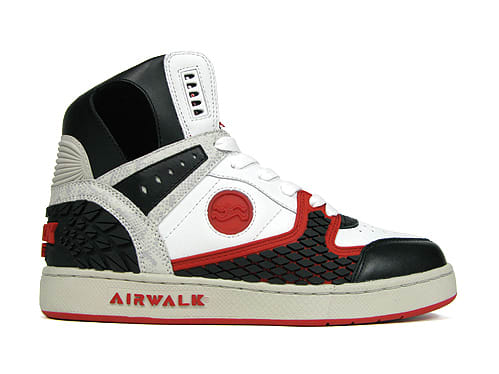 how to clean airwalk shoes
