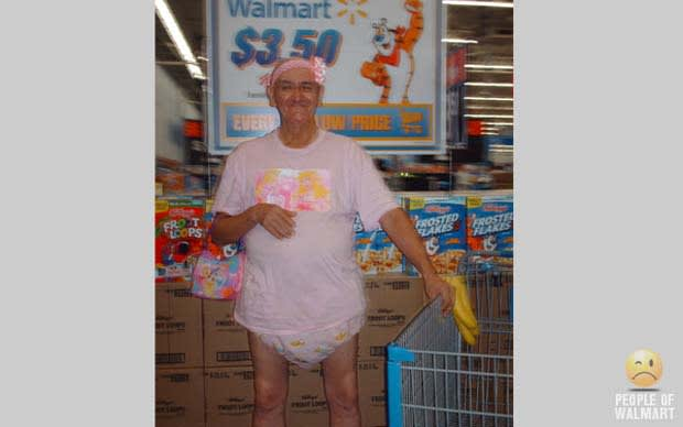 29 The 30 Funniest People Of Walmart Photos Complex