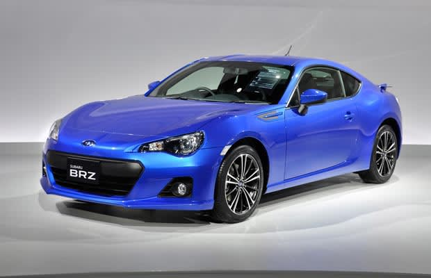 2013 subaru brz limited 10 affordable cars that make you look rich complex. Black Bedroom Furniture Sets. Home Design Ideas