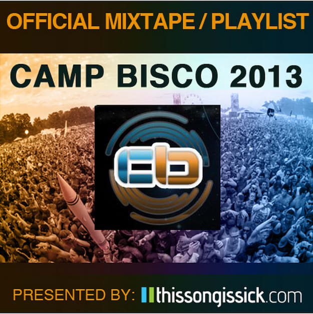 Camp Bisco tape