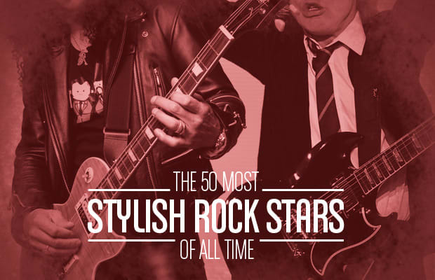 billy idol the 50 most stylish rock stars of all time. Black Bedroom Furniture Sets. Home Design Ideas