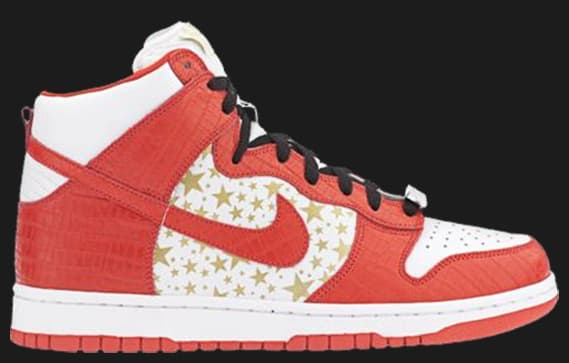 nike dunk high supreme