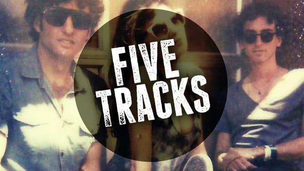 FiveTracksLittleDaylight