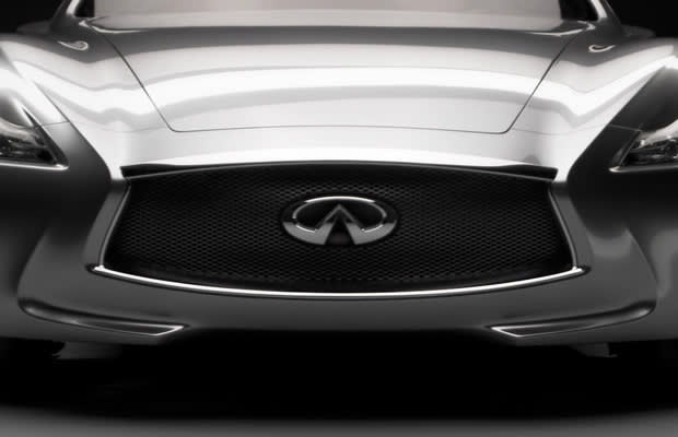 infiniti the 25 coolest car company logos right now complex. Black Bedroom Furniture Sets. Home Design Ideas
