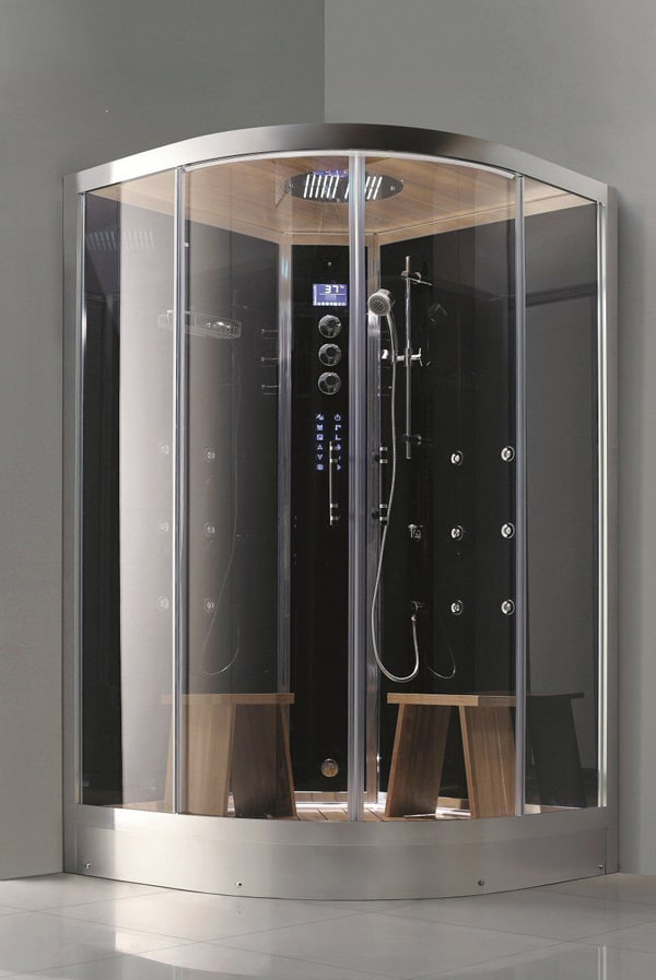 Hamilton luxury steam shower by aquapeutics 20 showers drake should buy complex ca - Luxury steam showers ...