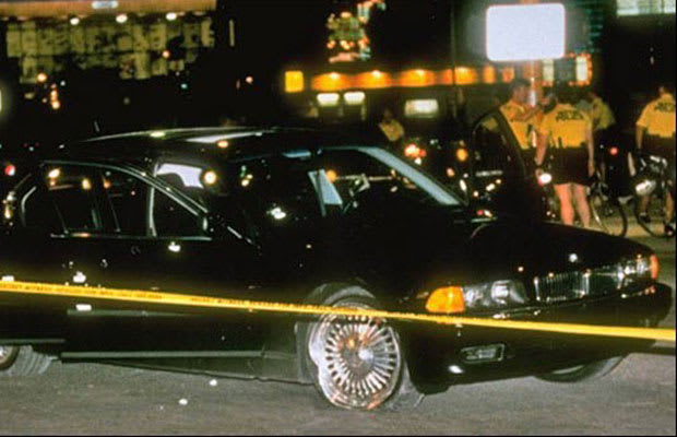 1996 Bmw 750il The 15 Most Infamous Cars In Crime