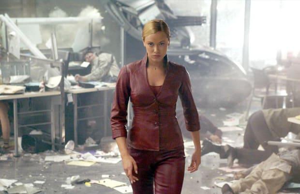 Kristanna Loken Terminator Rise Of The Machines The