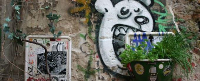 Red Light District Near Potsdamer Strasse Berlin The 25 Best Art Neighborh