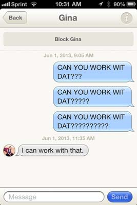How to pick up women on tinder