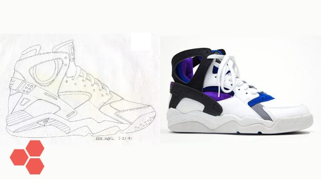 KNOW YOUR TECH: Nike Huarache