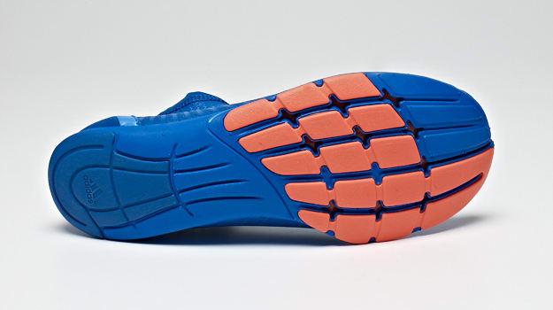 The adidas Adipure Adapt Running Shoe