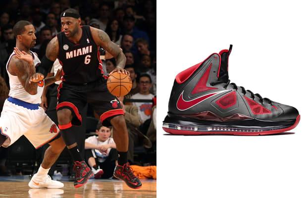 lebron james knicks shoes - photo #22