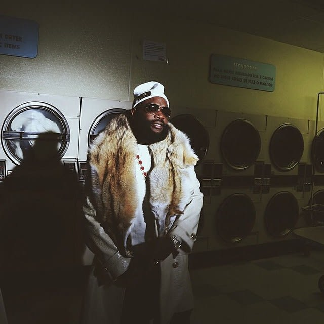 Rick Ross - The 25 Best Hip-Hop Instagram Pictures Of The ...