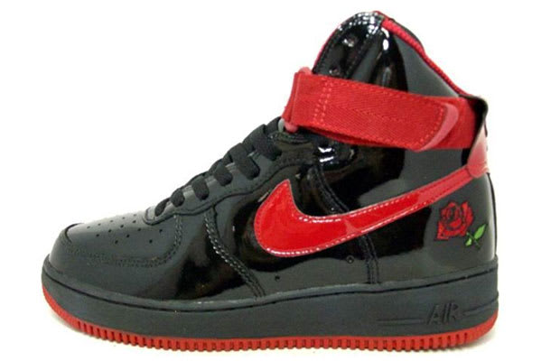 air force 1 high rose garden the 100 best nike air force 1s of all time complex. Black Bedroom Furniture Sets. Home Design Ideas