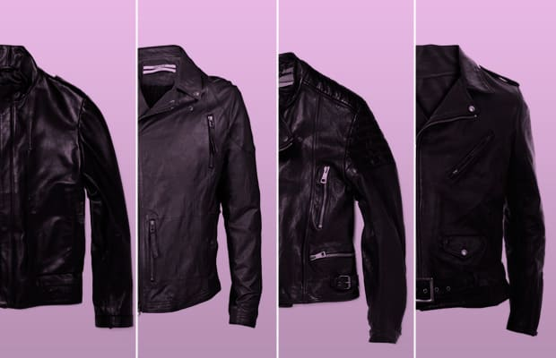 Fall Essential: The 25 Best Leather Jackets Available Now ...