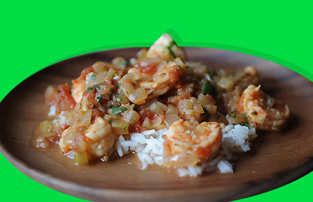 Edna Lewis and Scott Peacock's Shrimp Grits - 10 Soul Food Dishes ...
