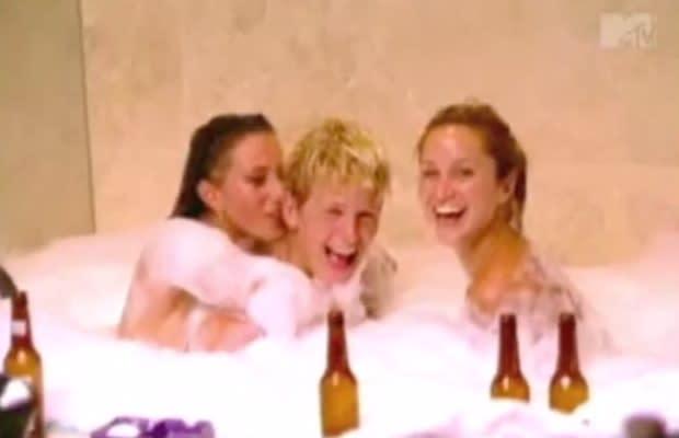 The gauntlet threesome veronica rachel