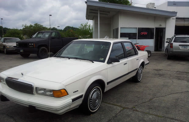 1989 buick century the 25 worst cars for sale on ebay. Black Bedroom Furniture Sets. Home Design Ideas