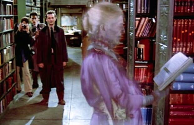 Ghostbusters - The 25 Most Iconic New York Scenes in Movie ...