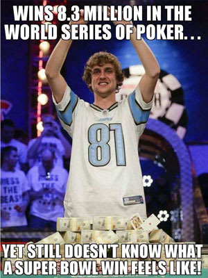 Detroit Lions - Gallery: The Funniest Sports Memes of the