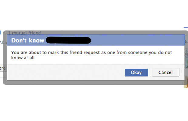 how to make someone send you friend request on facebook