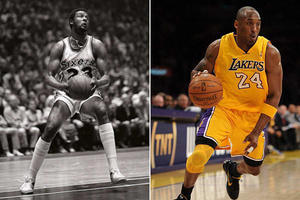 "Joe ""Jellybean"" and Kobe Bryant - Ranking the Best Father ..."
