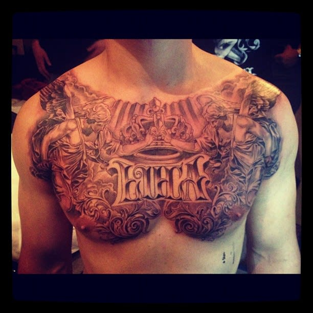 Jose lopez 50 great tattoo artists you probably haven for Good tattoo artists