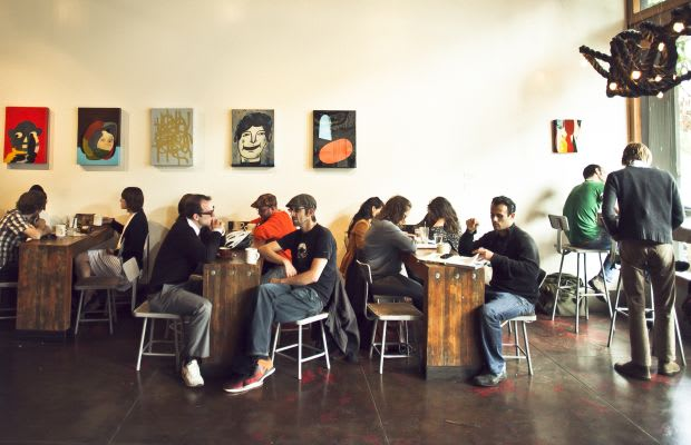 Best Hipster Cafes In Bay Area