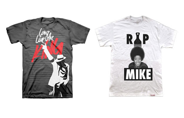 The 10 Best Michael Jackson Tribute T-Shirts