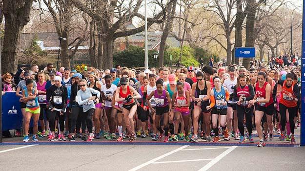 More Fitness Marathon