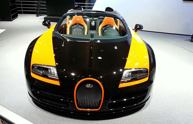 bugatti veyron vitesse wrc limited edition the 25. Black Bedroom Furniture Sets. Home Design Ideas